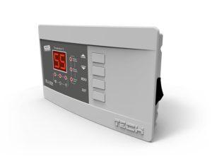 TECH ST-22 SIGMA контролер для твердотопливных котлов