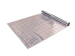 KOTAR Фольга IZOFOLIX (Пленка) для теплого пола 0,105мм (50м)