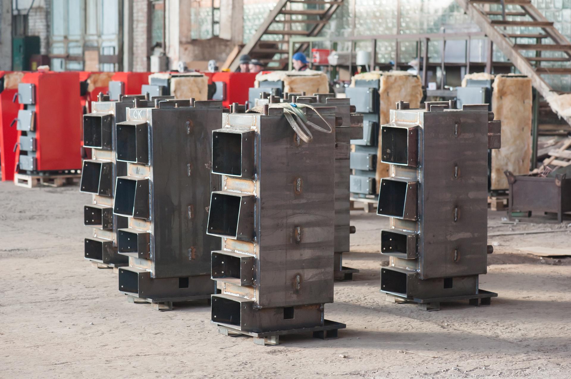 Виробництво твердопаливних котлів Татрамет