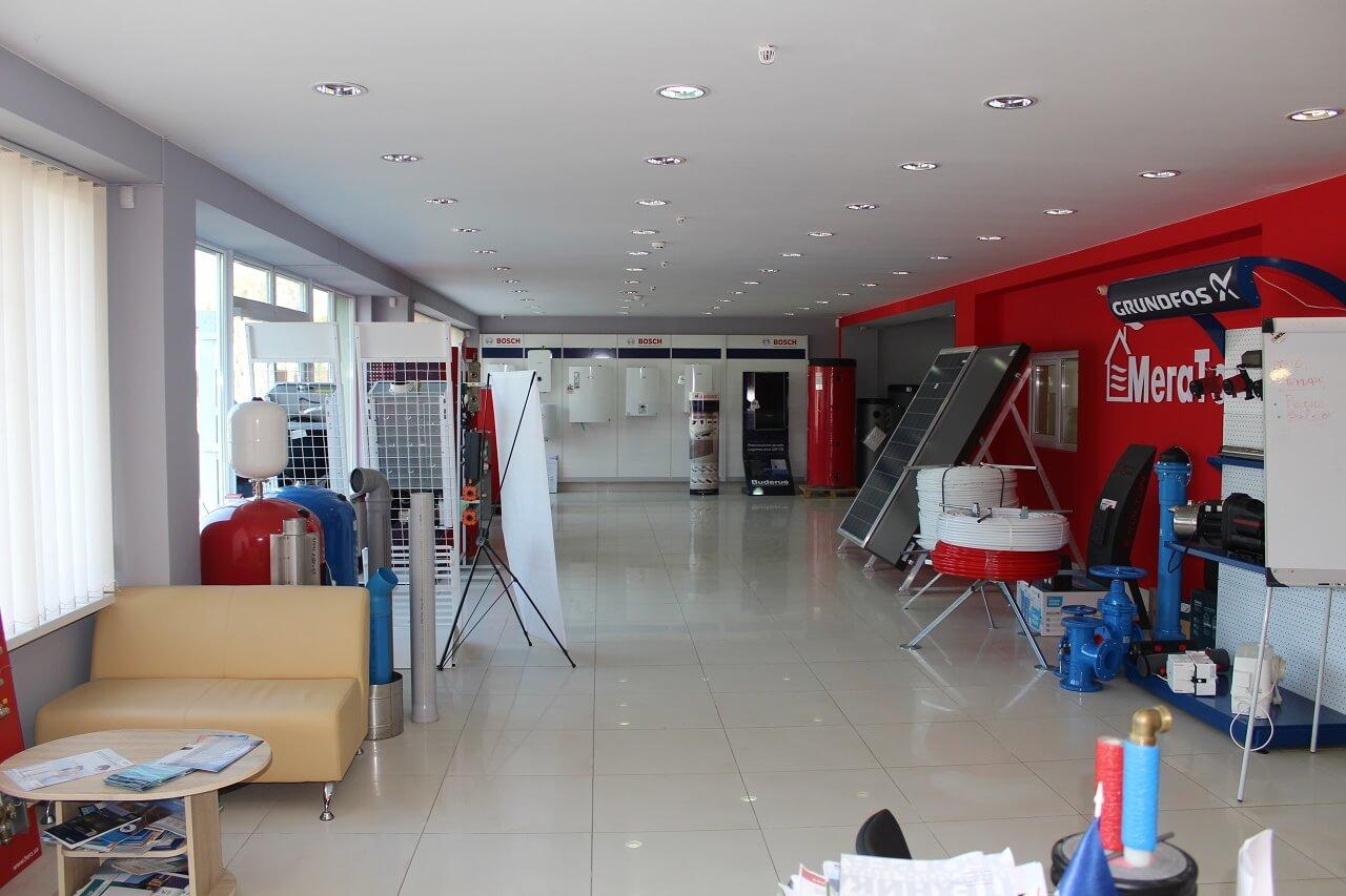 Офіс компанії МегаТон у Львові