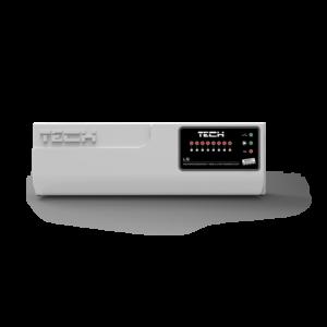 TECH L-5 проводной контролер термостатических клапанов (8 секций)