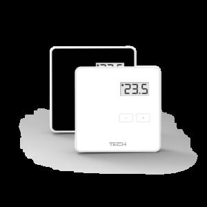 TECH ST-294 v1 проводной комнатный двухпозиционный терморегулятор