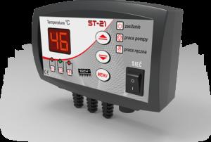 TECH ST-21 контроллер для насоса