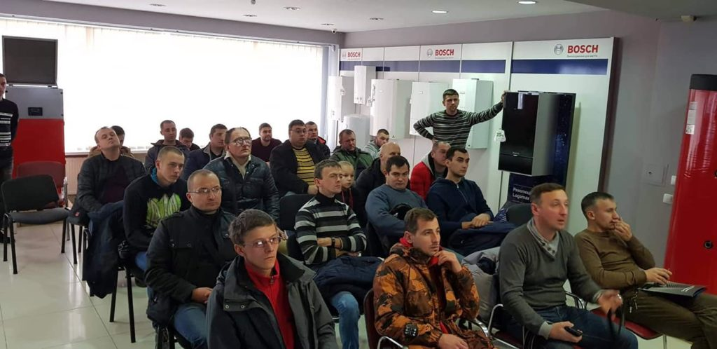 семінар по TECH Автоматика