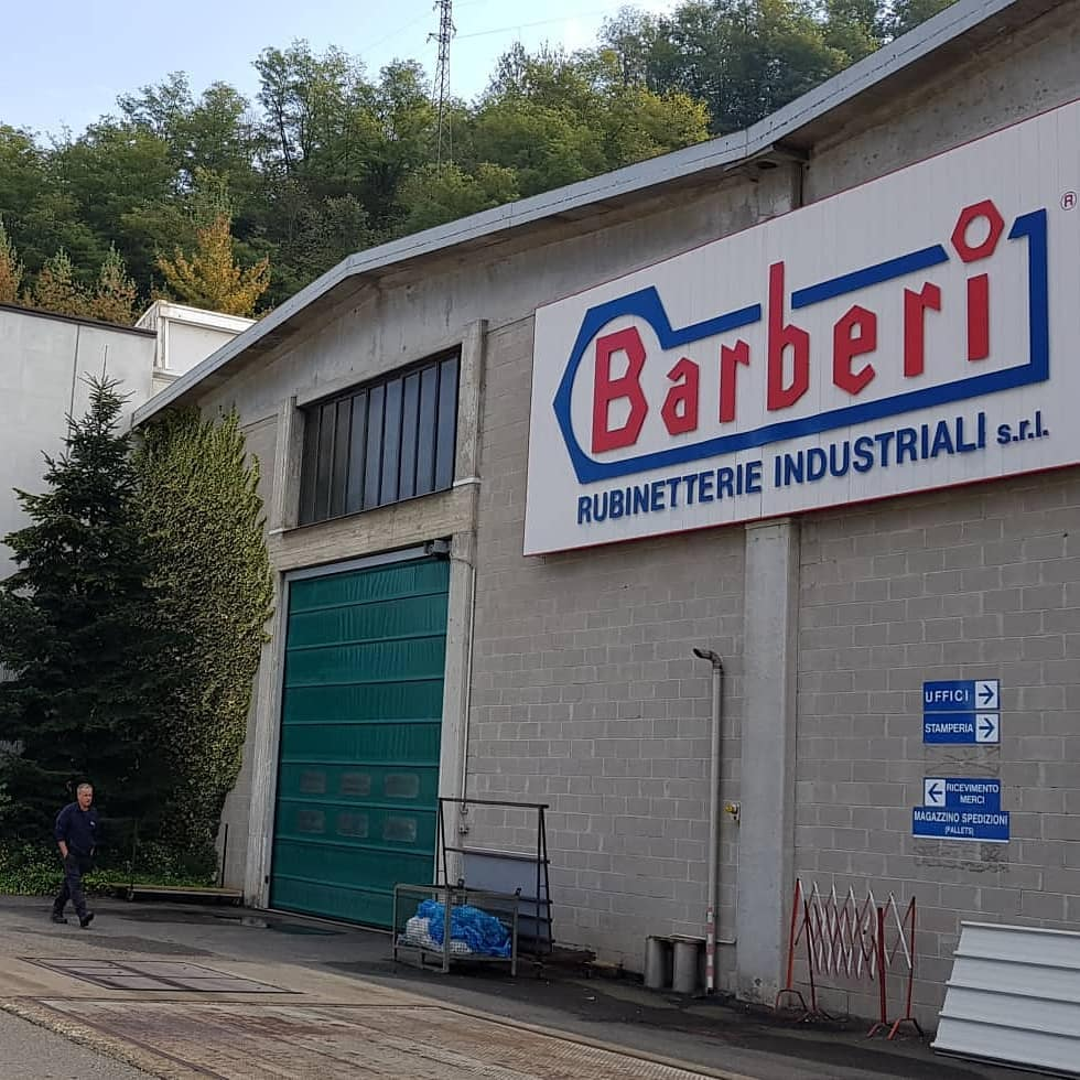 Наша компания успешно заключила контракт на поставку продукции Итальянской компании Barberi
