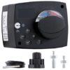 Привод 230V 10Nm 135сек, интегрированный контроль с датчиком температуры (5-95 ° C)