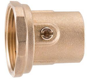 """Отсекающий шаровой клапан – подключение насоса – G11 / 2 """"RN – G1"""" F"""