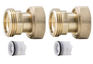 "Комплект клапана – из 2-х фитингов с гайкой G1 ""M-G1"" RN"