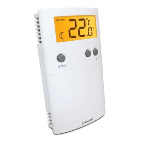 SALUS ERT30RF беспроводной цифровой терморегулятор