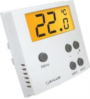 SALUS ERT50UP програмированый терморегулятор встраеваемый