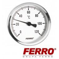 FERRO Термометр биметаллический