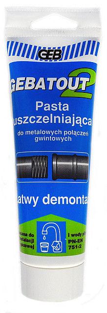 Gebetanche паста для паковки 125ml/200g