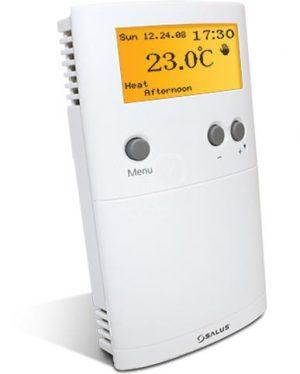 SALUS ERT50RF беспроводной терморегулятор програмируемый
