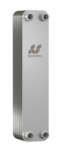 SECESPOL LUNA LB60LN пластинчатый теплообменник из нержавеющих материалов