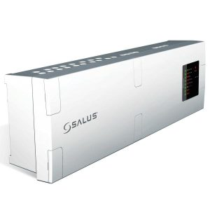 SALUS KL10 проводной 8-зонный центр комутации для теплого пола
