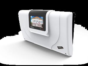TECH i-2 контролер для инсталляции (обслуживание: 2 смесительный клапан)