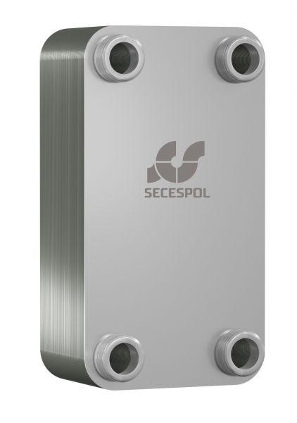 SECESPOL LUNA LC110LN пластинчатый теплообменник из нержавеющих материалов