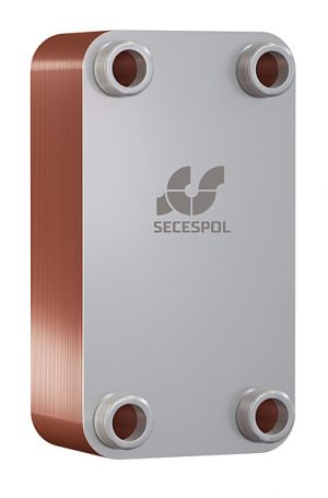 SECESPOL L-line LC110 пластинчатый теплообменник