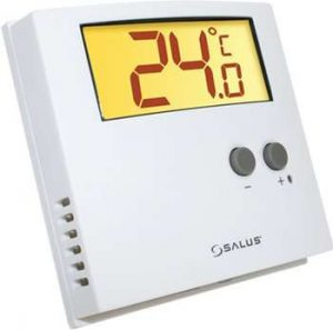 SALUS ERT30  цифровой терморегулятор