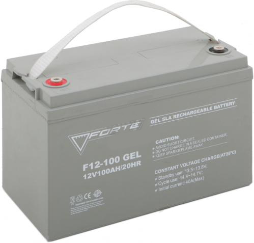 FORTE F12-100G 12B Аккумулятор GEL