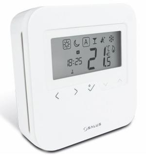 """SALUS HTRP230 Недельный программатор  для систем отопления """"теплый пол"""""""