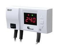 KG Elektronik CS-07C (для насоса напольного отопления)