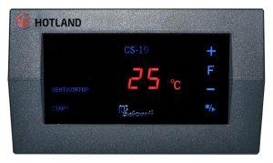 KG Elektronik CS (SP)-19 (для вентилятора, насоса ЦО, насоса ГВС, комнатного термостата)