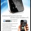 SALUS iT500BM термостат  совмесный с интернетом 17147