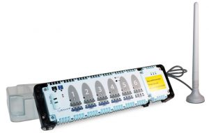 SALUS KL06RF беспроводной центр комутации для С.О. теплыми полами