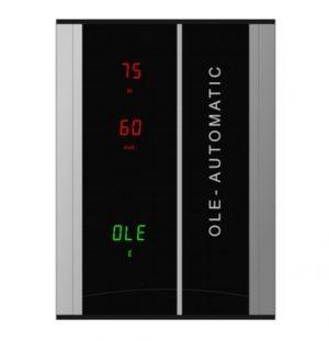 OLE-PRO OSC-02 Контроллер защиты и управления комбинироваными котельнями с твердотопливными котлами