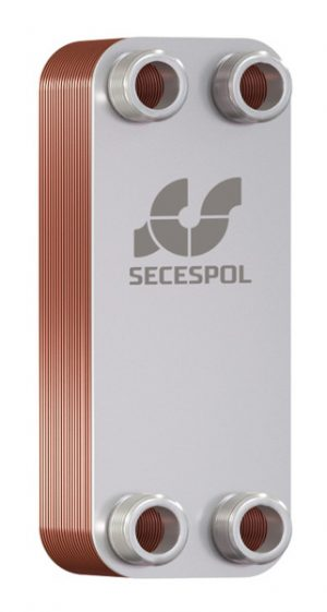 SECESPOL L-line LA14 пластинчатый теплообменник