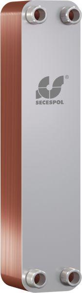 SECESPOL L-line LB60 пластинчатый теплообменник