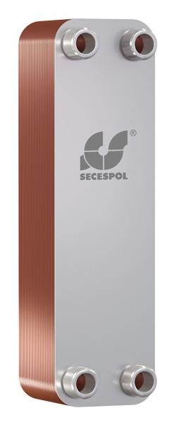 SECESPOL SafePLATE LB47SP пластинчатый теплообменник