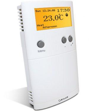 SALUS ERT50T програмируемый семисторный терморегулятор