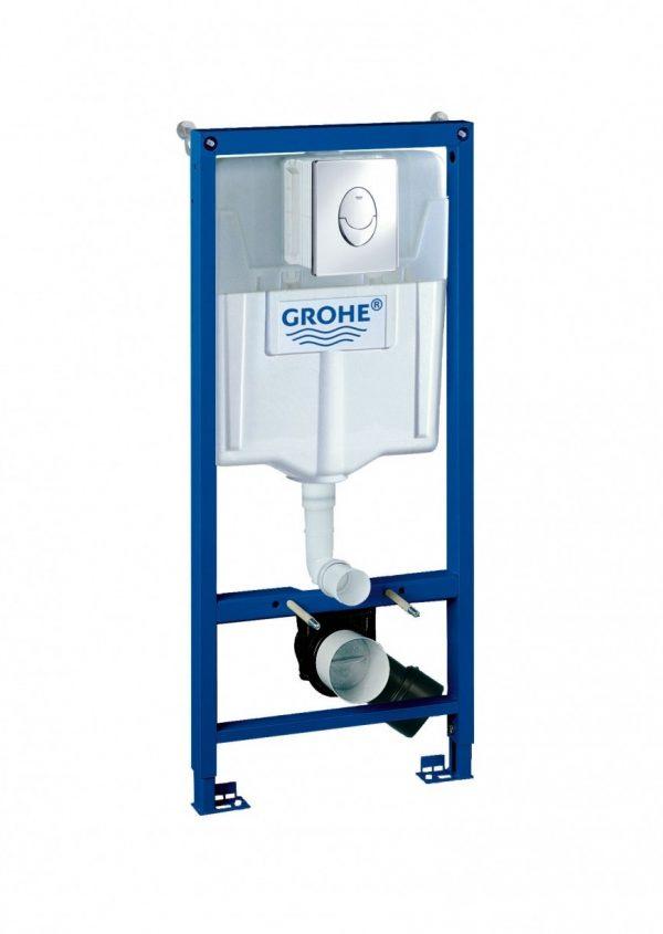 GROHE Rapid SL Инсталяционная система унитаза 4 в 1