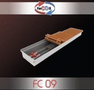 Внутрипольный конвектор FanCOil FC 09