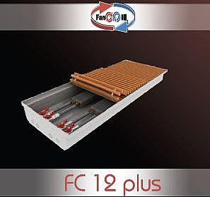Внутрипольный конвектор FanCOil FC 12 Plus