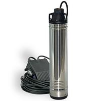Насос колодезный Euromatic SCX 307/S (поплавок, пульт, кабель 20 м)