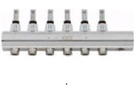 FIV Коллектор подающий с расходомерами