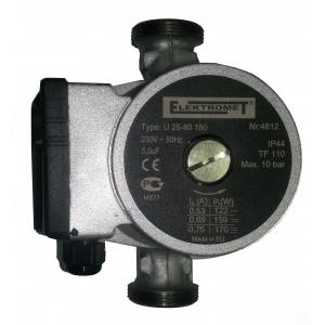 Насос циркуляционный Elektromet U25/80 (180)