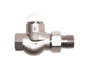 Клапан термостатический HERZ-TS-E прямой 3/4″ (1772302)