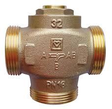 Клапан трехходовой термосмесительный HERZ-Teplomix DN25 1″ (1776613)