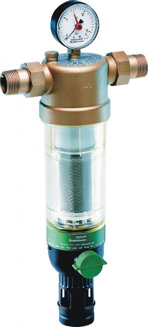 Сетчатый фильтр механической очистки Honeywell F76S-2AA