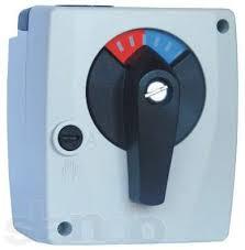 WOMIX cервомотор смесительного вентиля  МР 06 230/70
