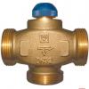 Клапан трехходовой термостатический Herz CALIS-TS-RD DN25 1″ (1776140)