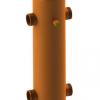 Гидрострелка ОГС-Р-13 (до 200 кВт) 2″