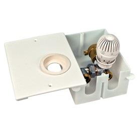Термостатический комплект Unibox Giacomini R508K