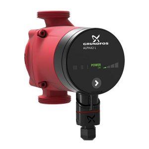 GRUNDFOS ALPHA2 циркуляционный насос для отопления, охлаждения и горячей воды