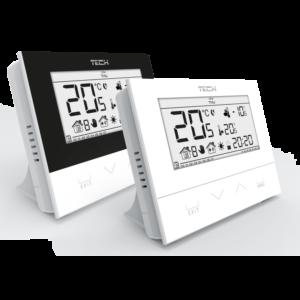 Безпроводной комнатный термостат TECH R-6s
