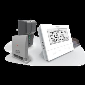 TECH ST-290 v2 безпроводной программирующий комнатный двухпозиционный терморегулятор
